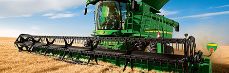 Deere soars on big earnings beat from cost cutting