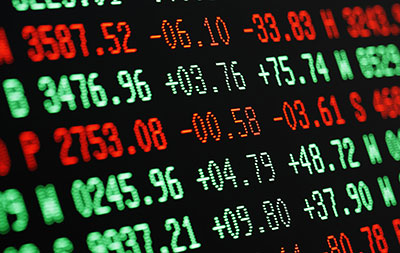 The financial markets–and especially Treasuries–continue their September trend reversal