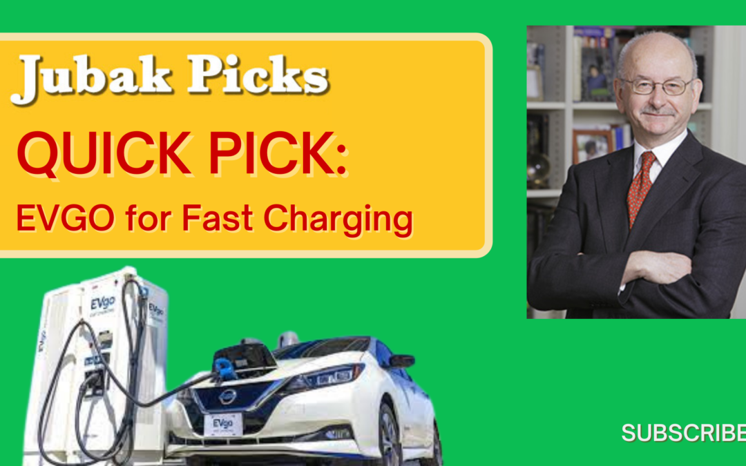 Watch my new YouTube video: QuickPick: EVGO for fast charging