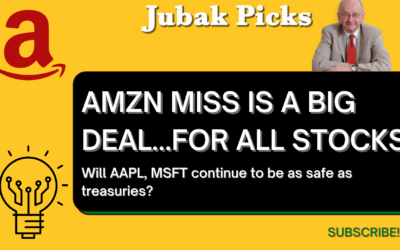 """Watch my  new YouTube  video: """"Amazon's miss is a big deal…for all stocks"""""""