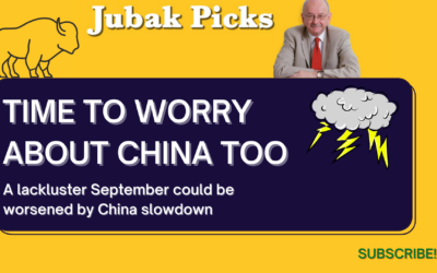 Watch my new YouTube video: Time to Worry About China Too