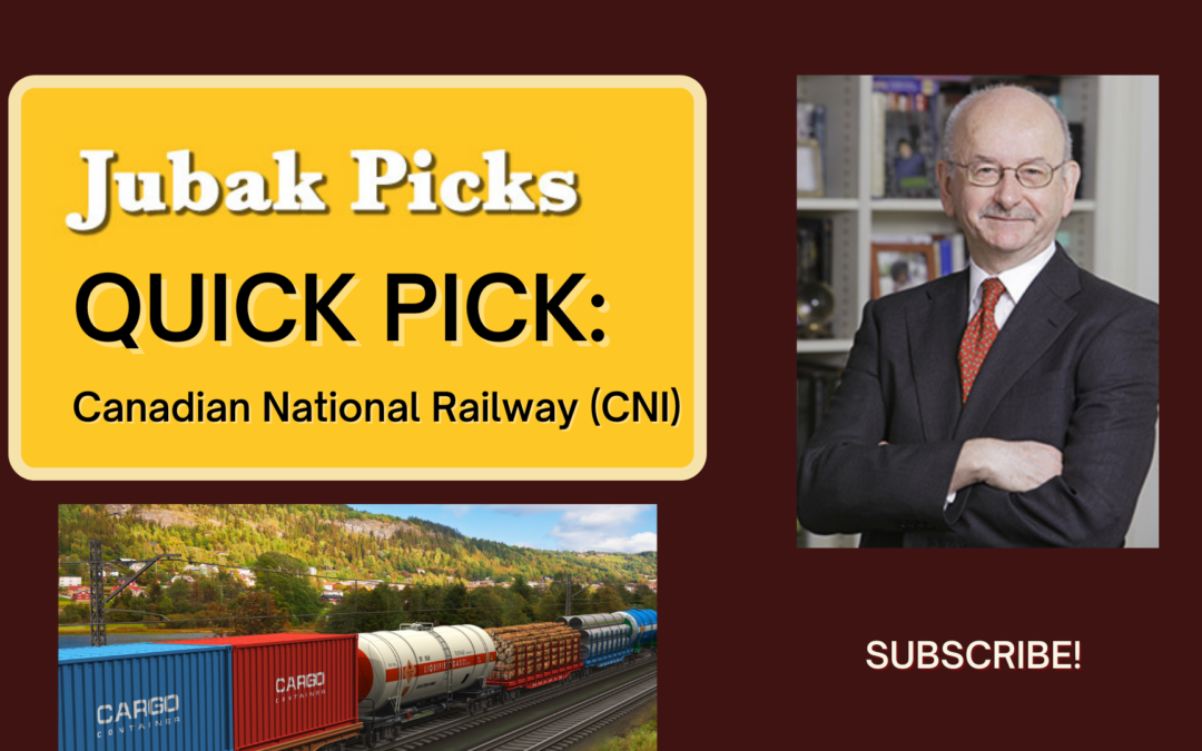 "Watch my new YouTube video: ""QuickPick Canadian National Railway"""